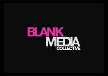 blank media logo