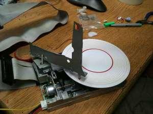 floppy drawbot